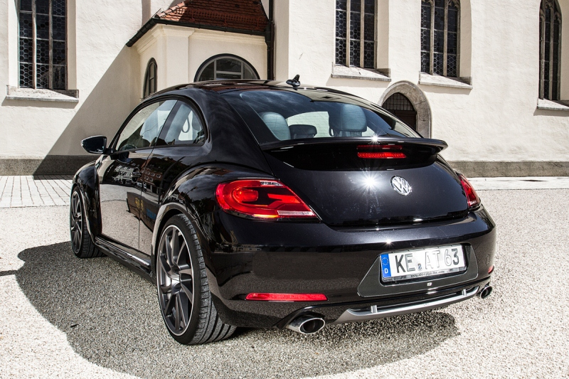2018 ABT VW New Beetle Cabriolet photo - 5