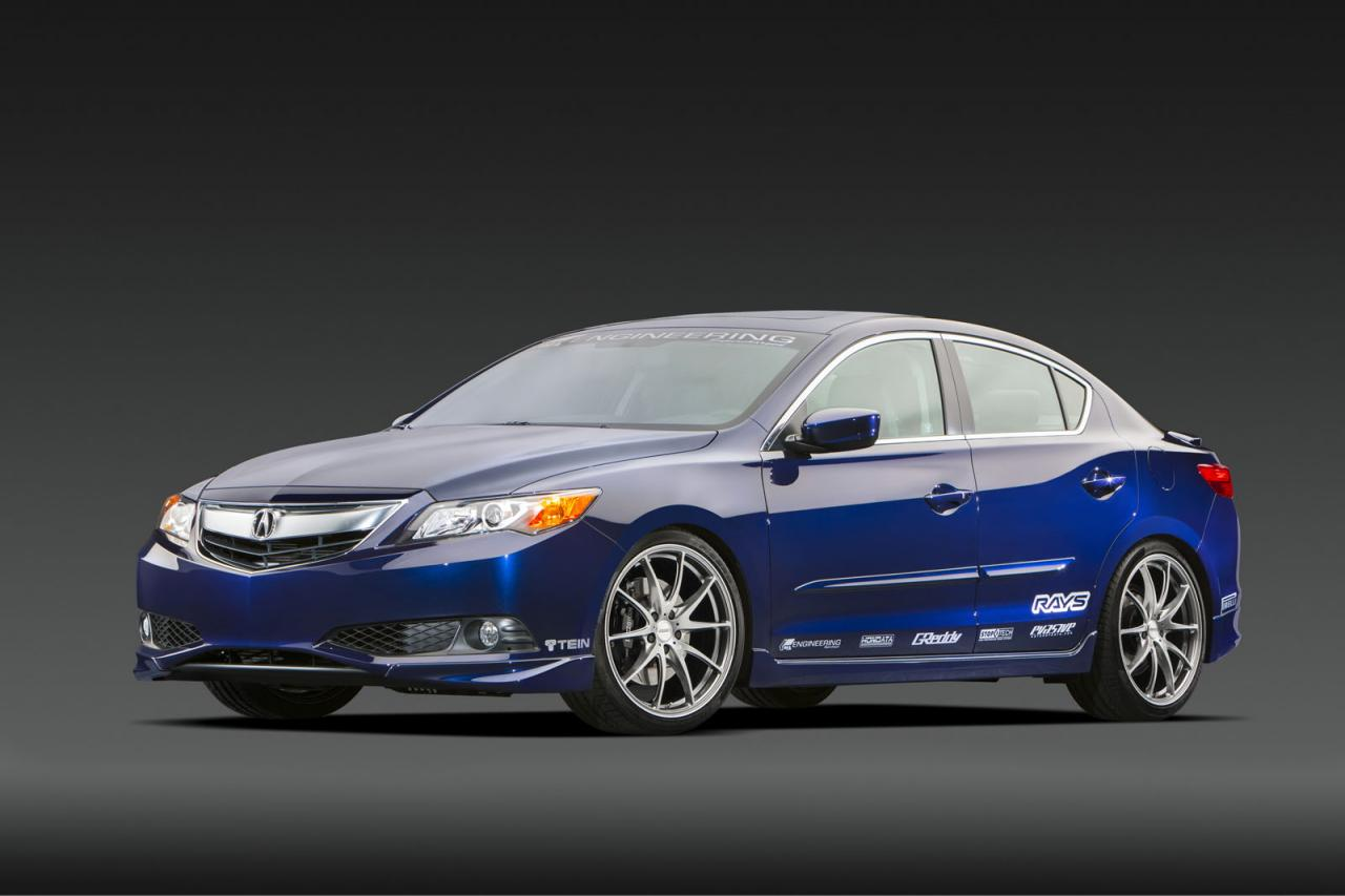 2018 Acura ILX Endurance Racer photo - 3