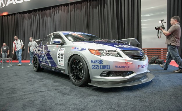 2018 Acura ILX Endurance Racer photo - 4