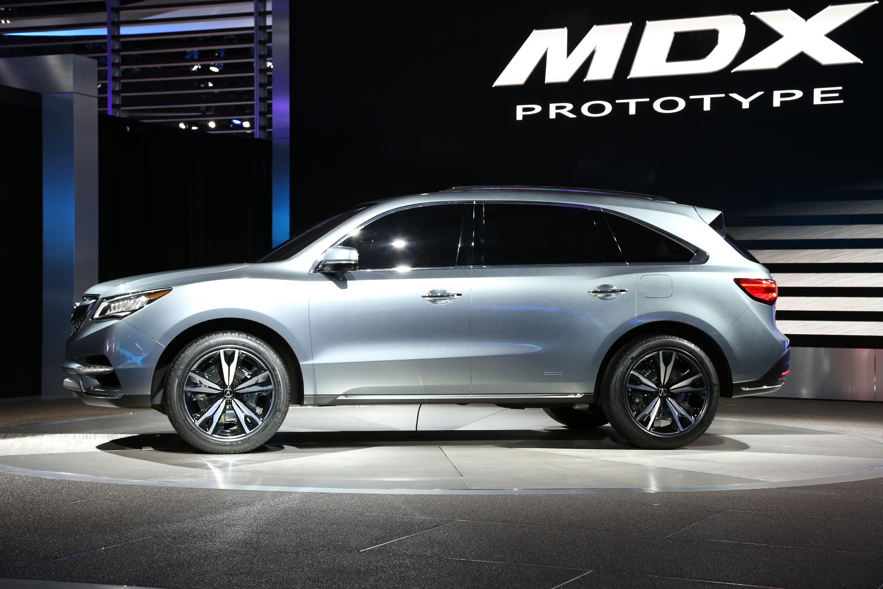 2018 Acura RDX Prototype photo - 5