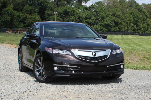 2018 Acura RL photo - 5