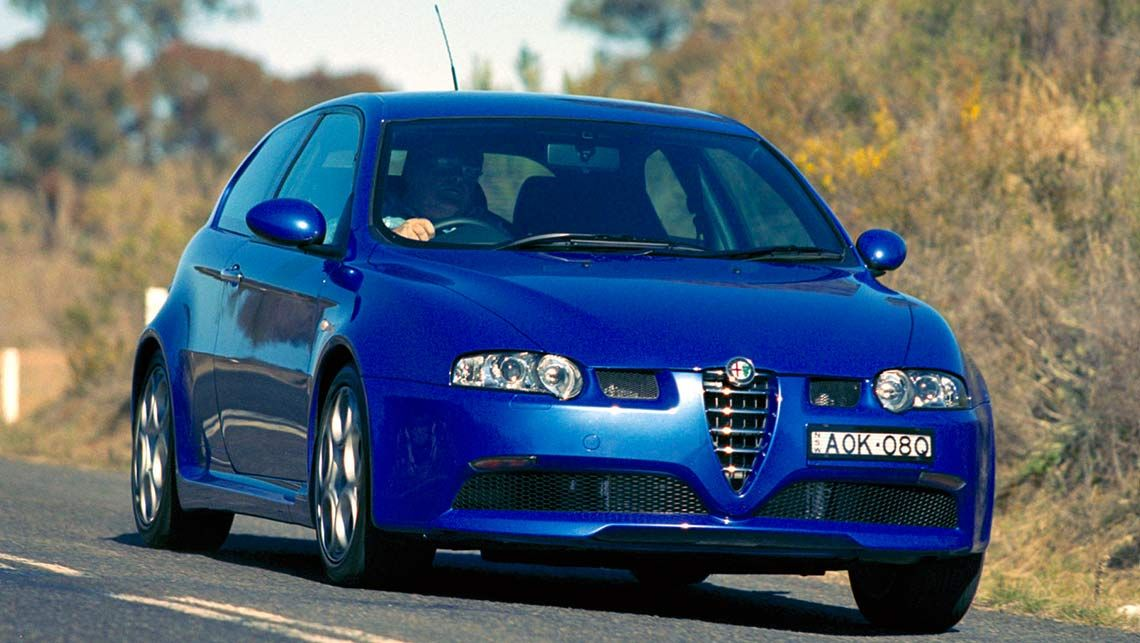 2018 Alfa Romeo 147 CnC photo - 3
