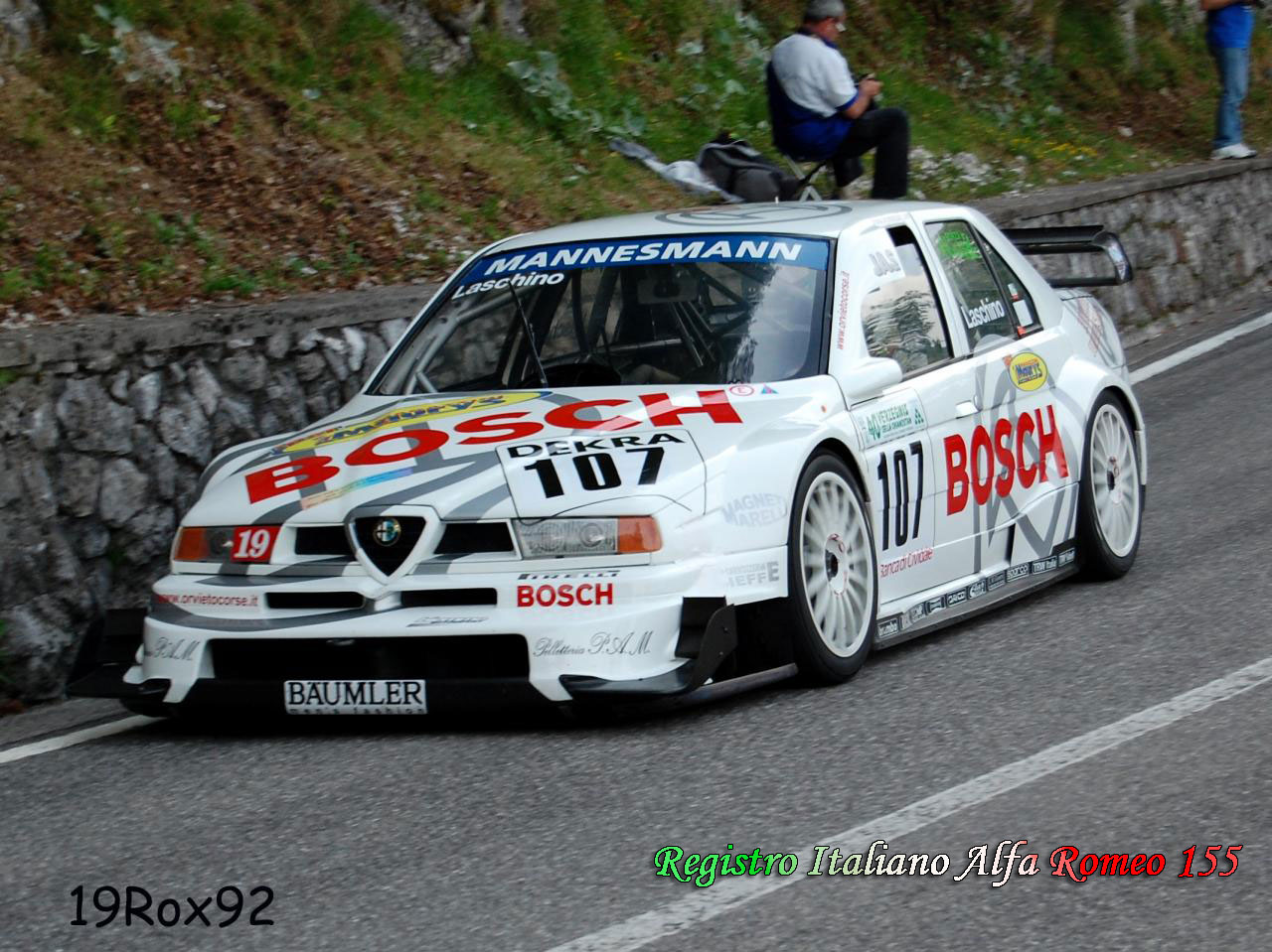 2018 Alfa Romeo 155 2.5 V6 TI DTM photo - 2