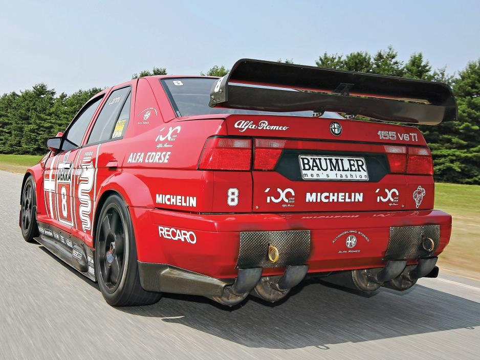 2018 Alfa Romeo 155 2.5 V6 TI DTM photo - 3