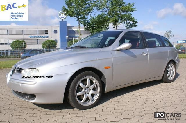 2018 Alfa Romeo 156 2.4 JTD photo - 2