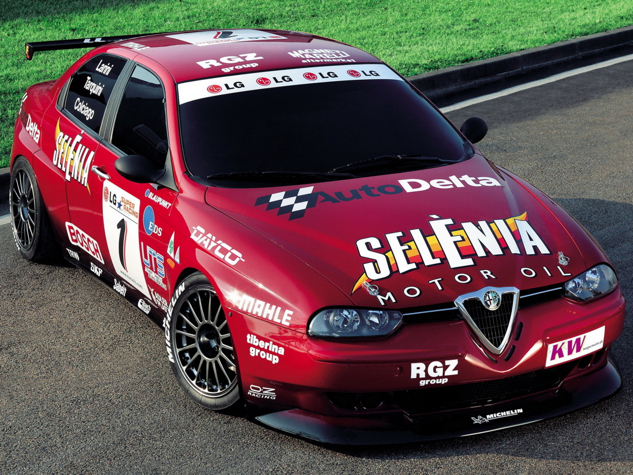 2018 Alfa Romeo 156 photo - 3
