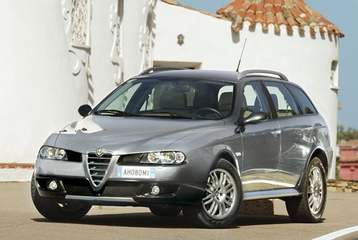 2018 Alfa Romeo 156 Crosswagon photo - 3