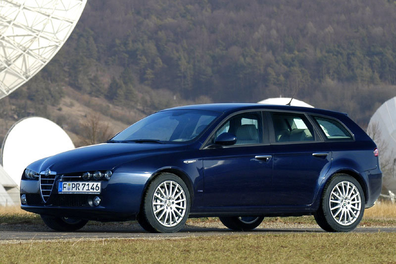 2018 Alfa Romeo 159 Sportwagon photo - 3