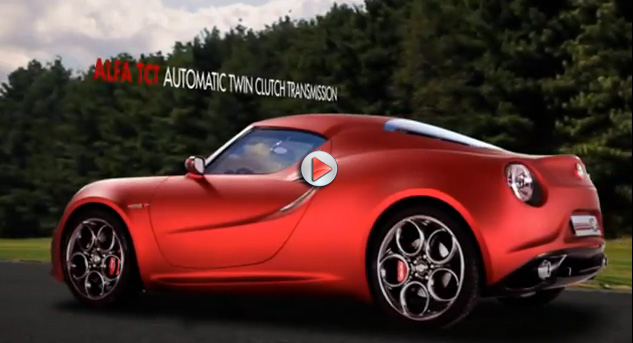2018 Alfa Romeo 4C Concept photo - 1