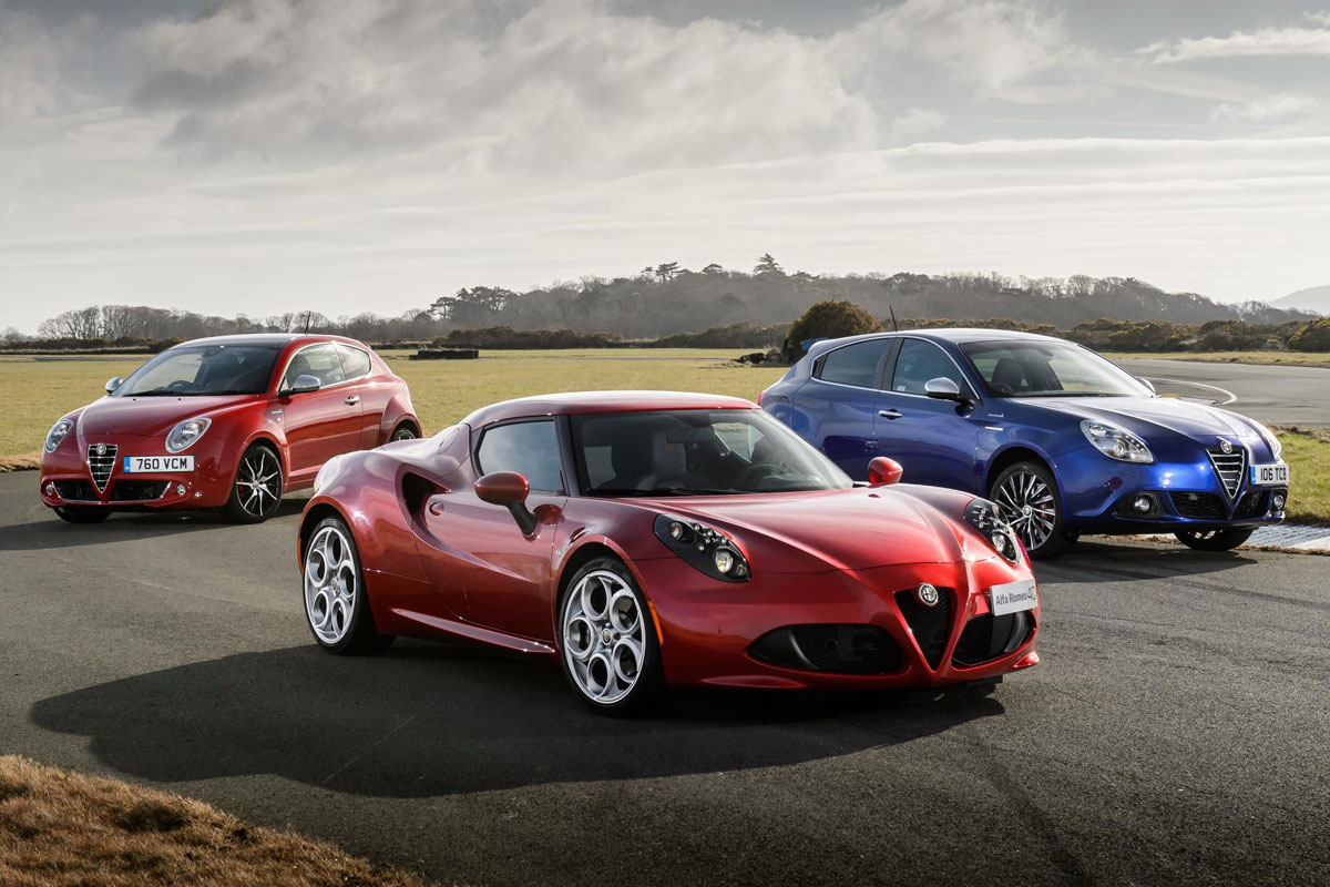 2018 Alfa Romeo 4C Concept photo - 3