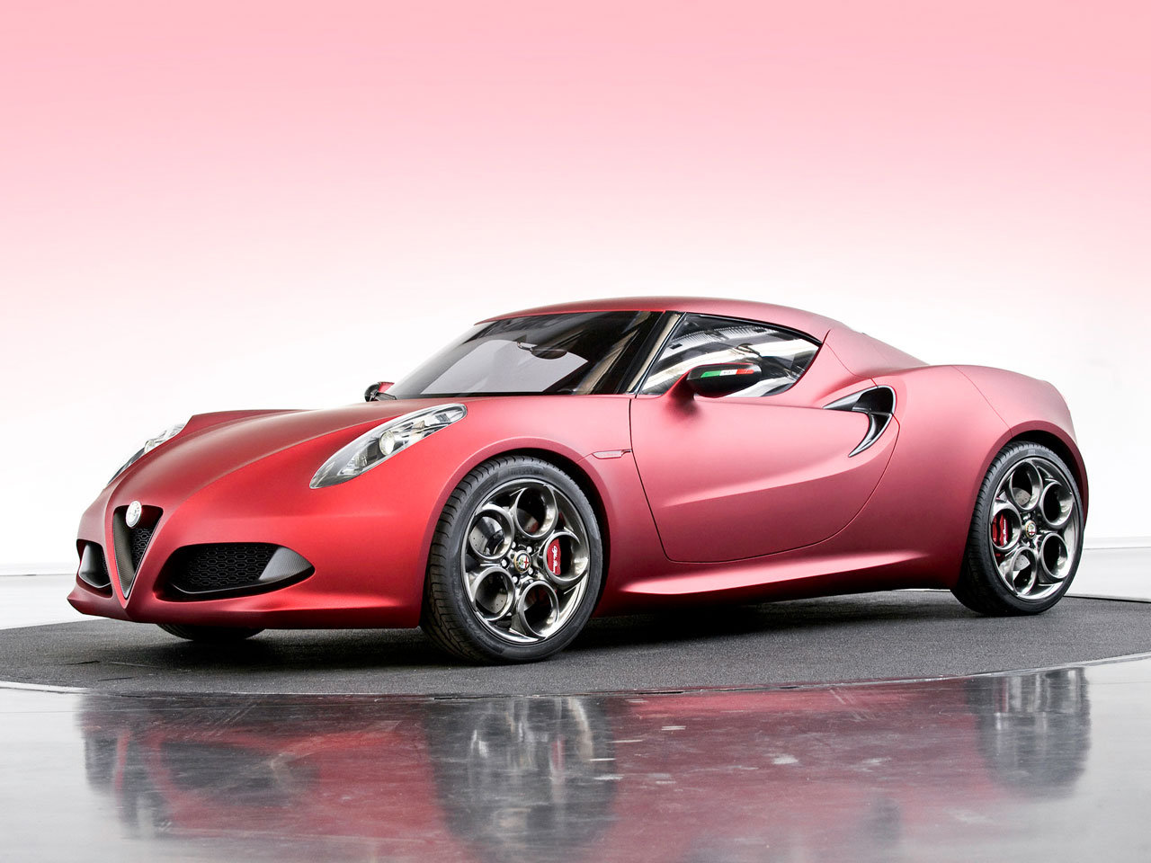 2018 Alfa Romeo 4C Concept photo - 5
