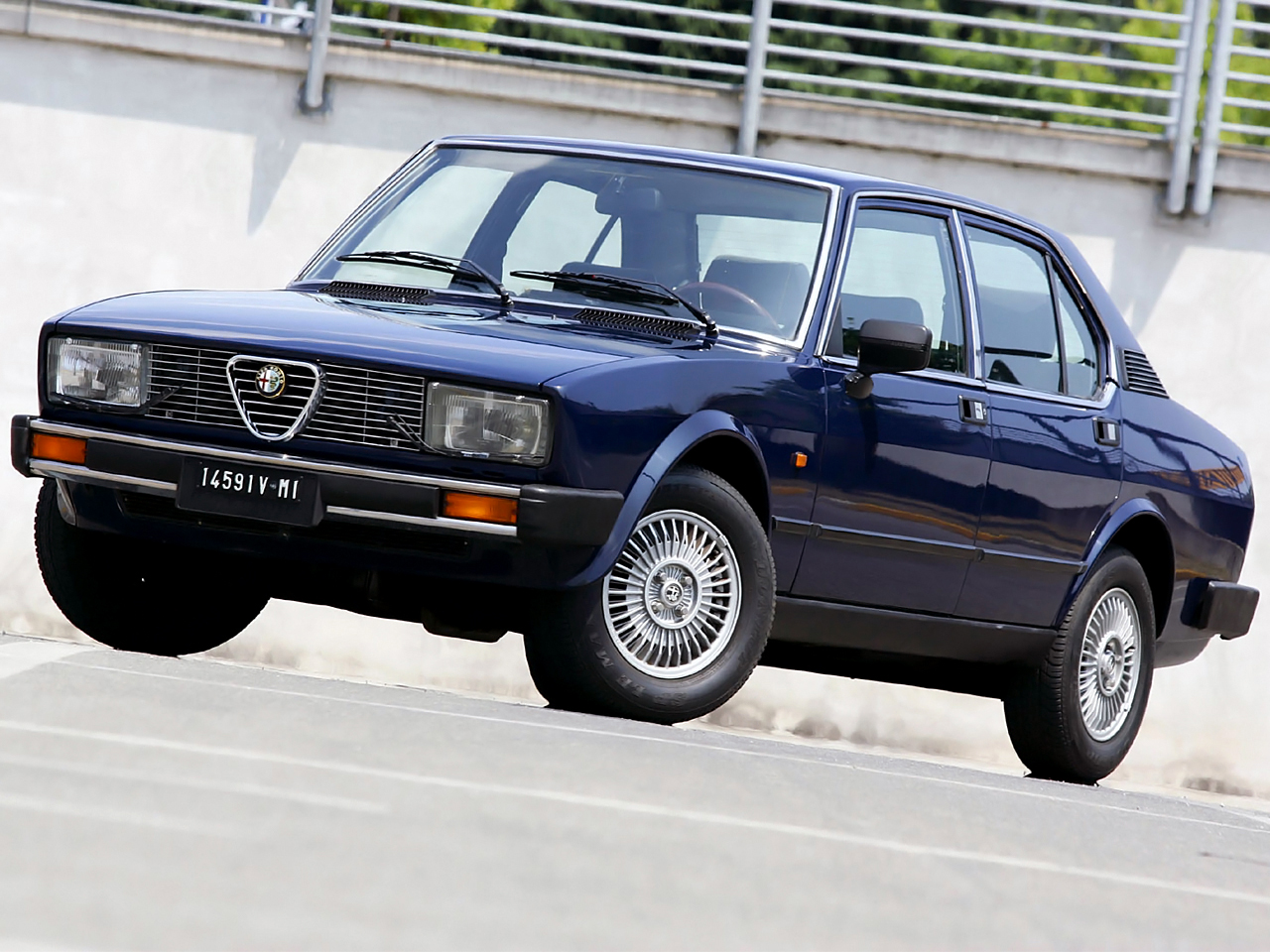 2018 Alfa Romeo Alfetta 2.0 photo - 5