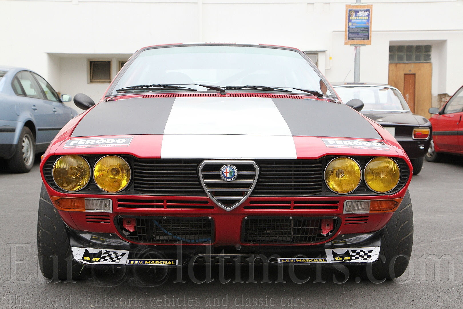 2018 Alfa Romeo Alfetta GTV 2.0 photo - 1