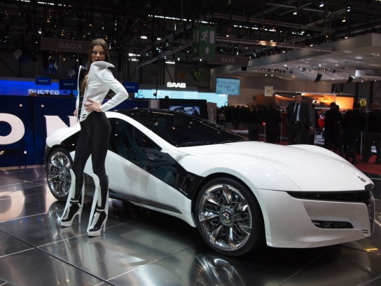 2018 Alfa Romeo Pandion Concept photo - 1