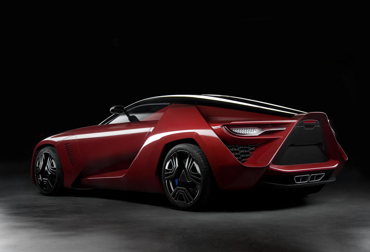 2018 Alfa Romeo Pandion Concept photo - 3