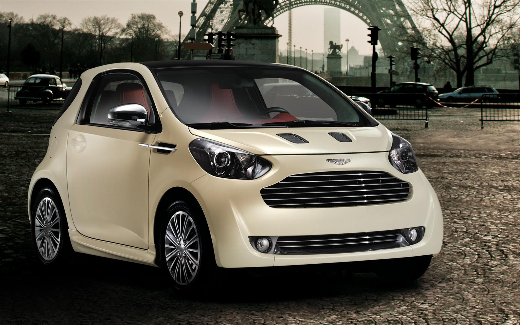 2018 Aston Martin Cygnet Concept photo - 2