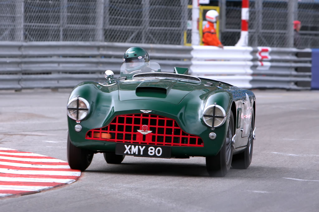2018 Aston Martin DB3 photo - 1