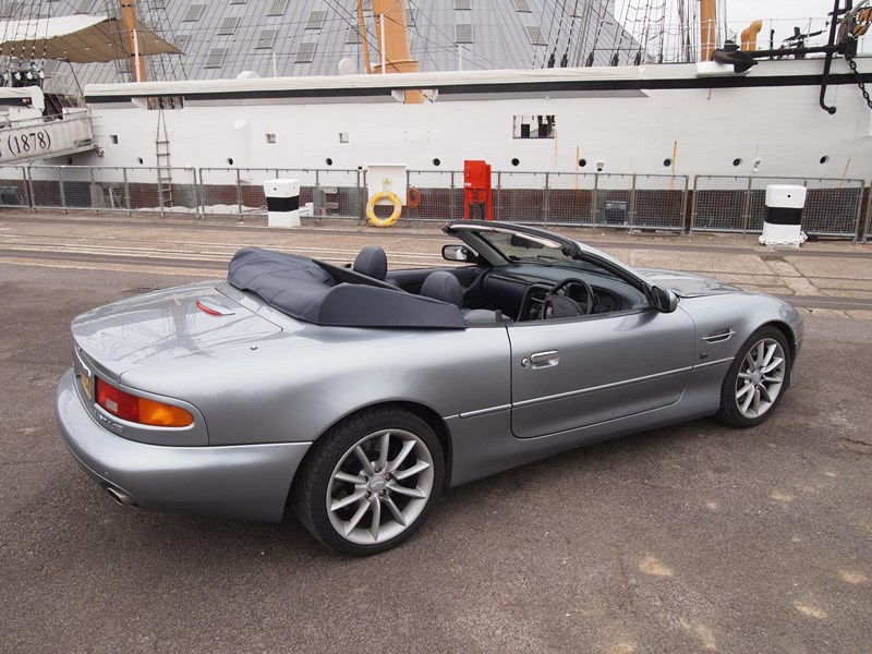 2018 Aston Martin DB7 Vantage Volante photo - 3