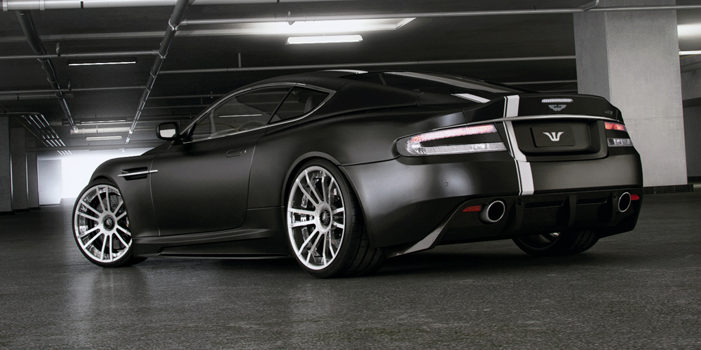 2018 Aston Martin DBS photo - 1