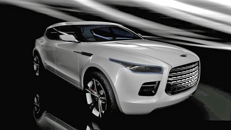 2018 Aston Martin Lagonda Concept photo - 1