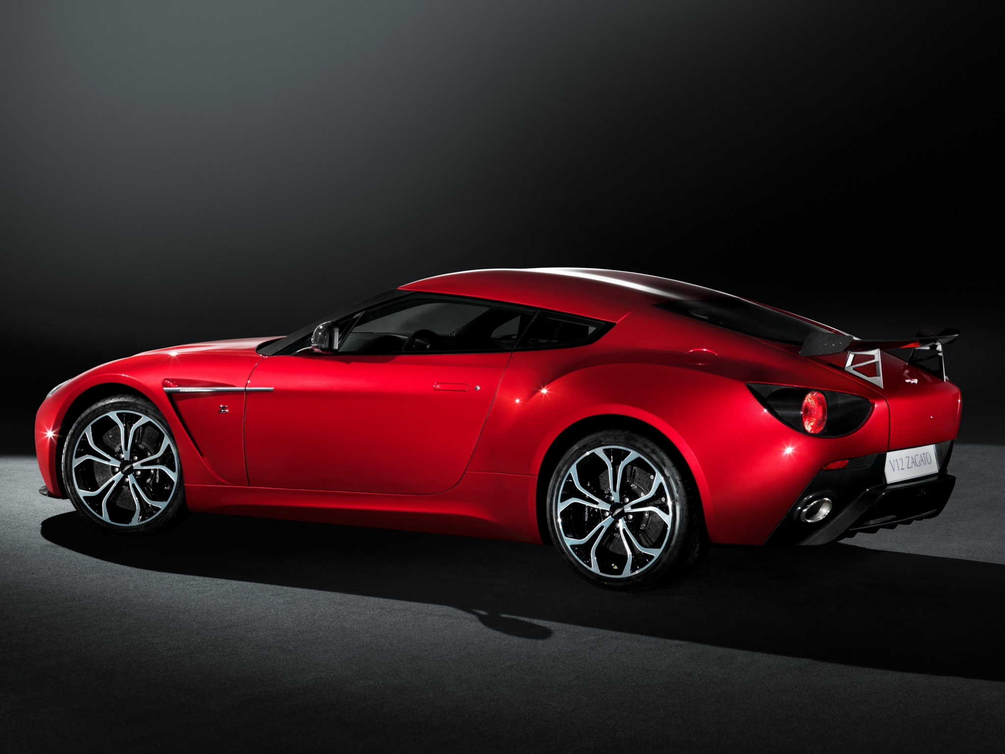 2018 Aston Martin V12 Zagato | Car Photos Catalog 2019