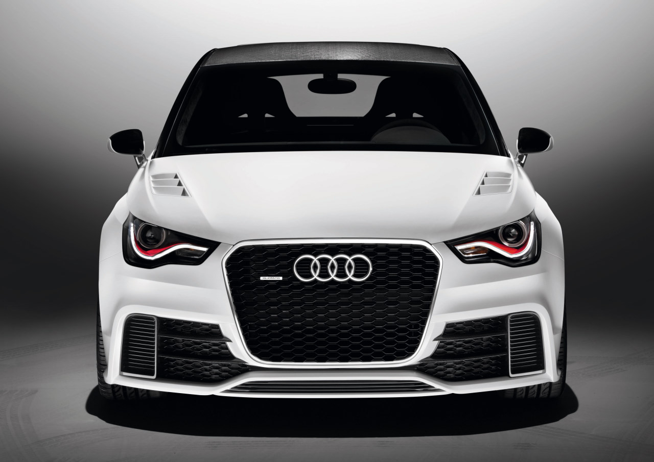 2018 Audi A1 clubsport quattro Concept photo - 5