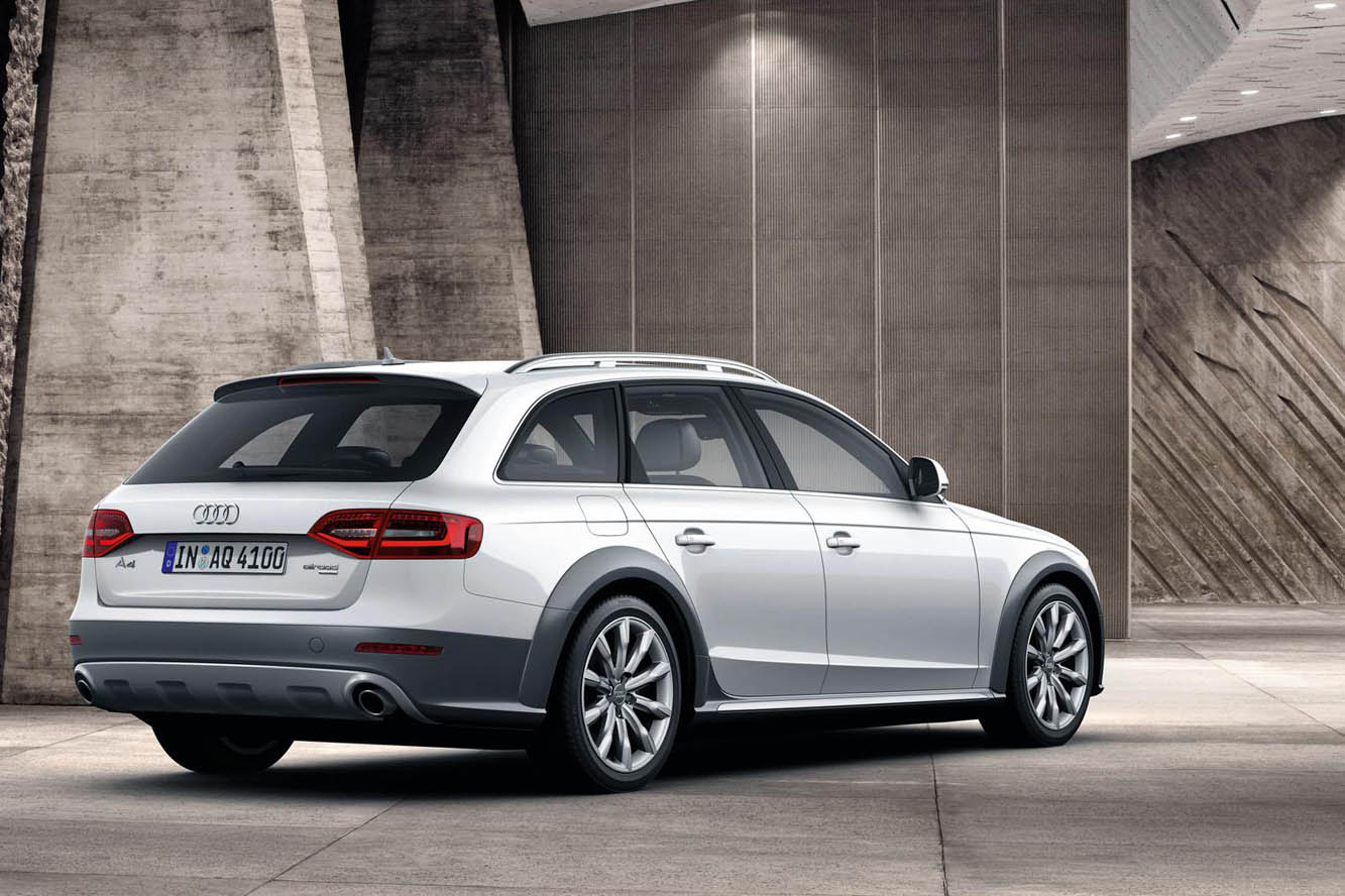 2018 Audi A4 allroad quattro photo - 4