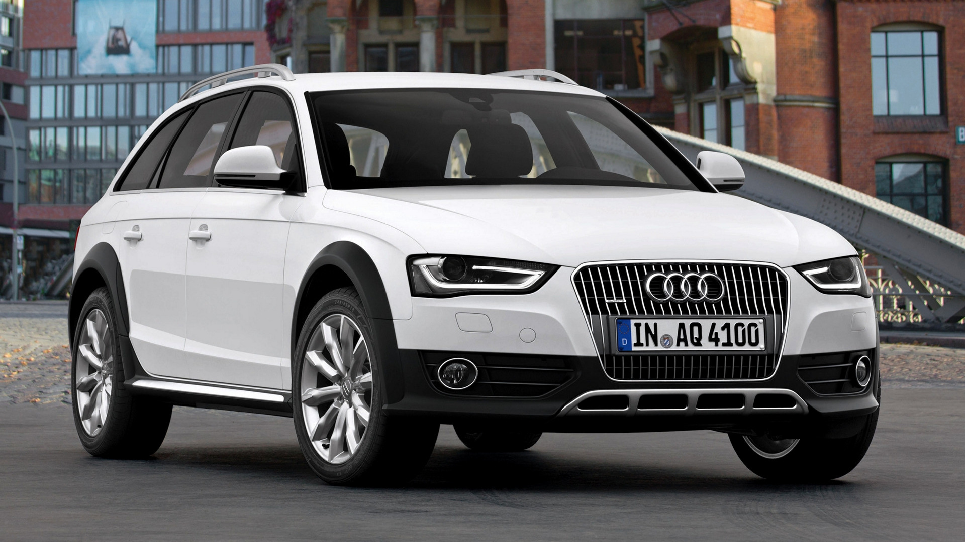 2018 Audi A4 allroad quattro photo - 5