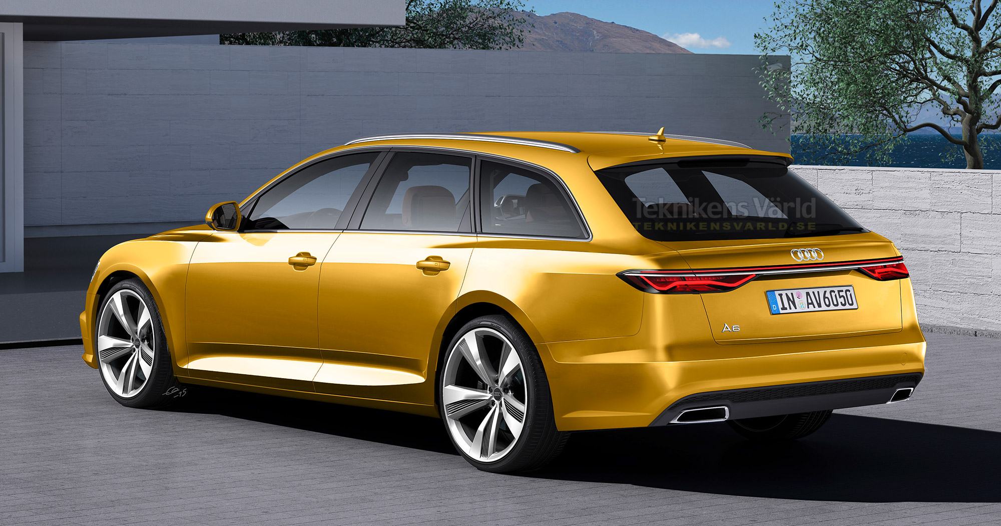 2018 Audi A6 Avant Car Photos Catalog 2018
