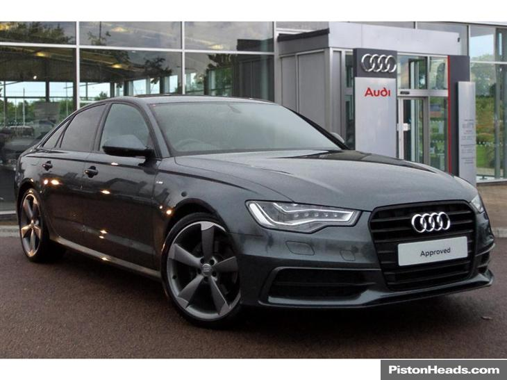 2018 Audi A6 Black Edition | Car Photos Catalog 2017