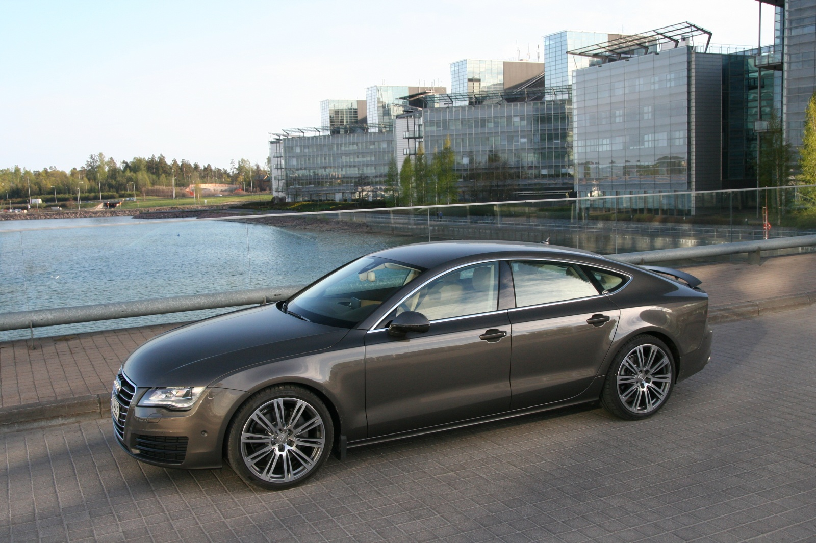 Audi A7 3 0 T >> 2018 Audi A7 Sportback | Car Photos Catalog 2018