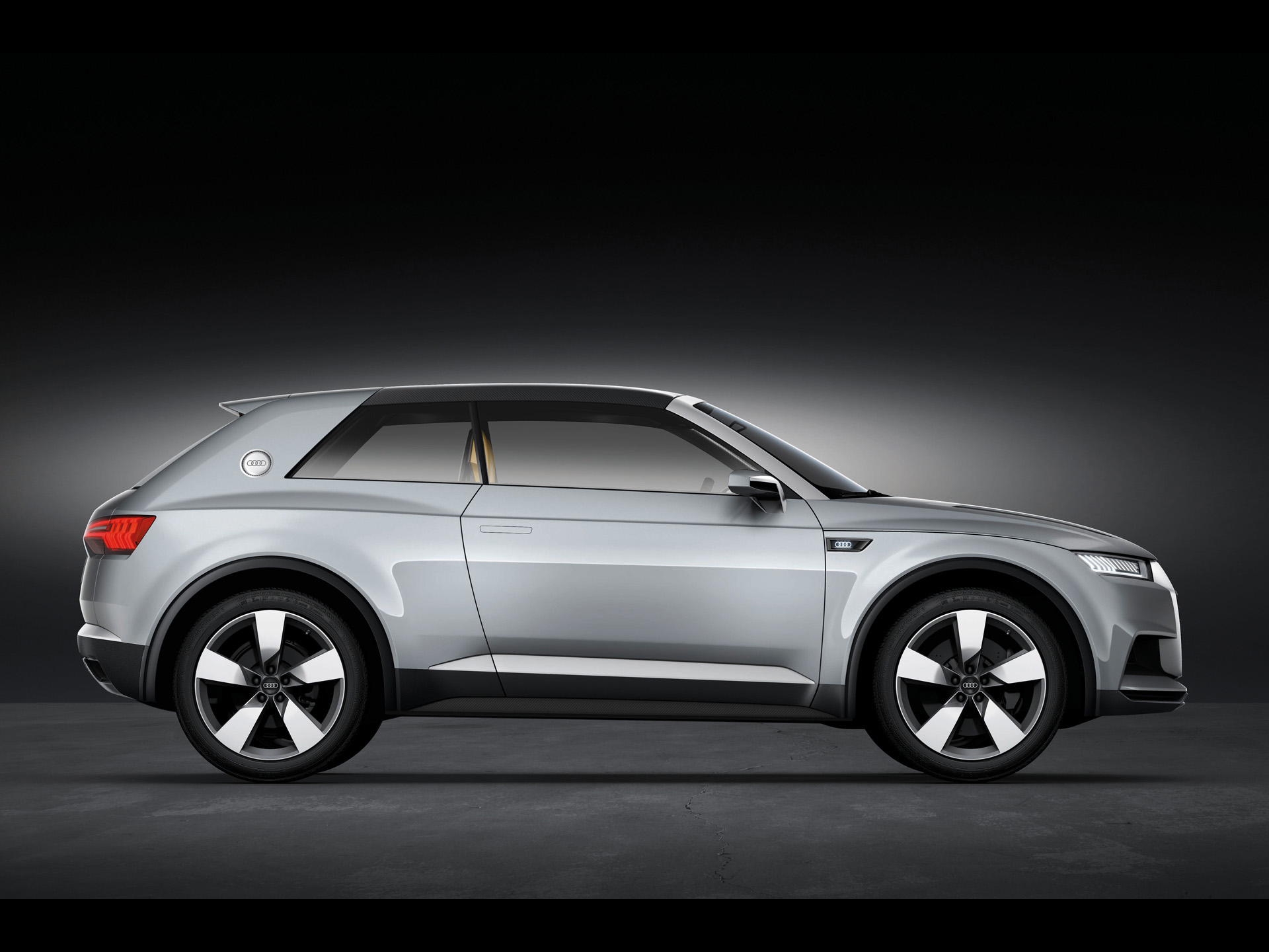 2018 Audi Cross Coupe quattro Concept photo - 4