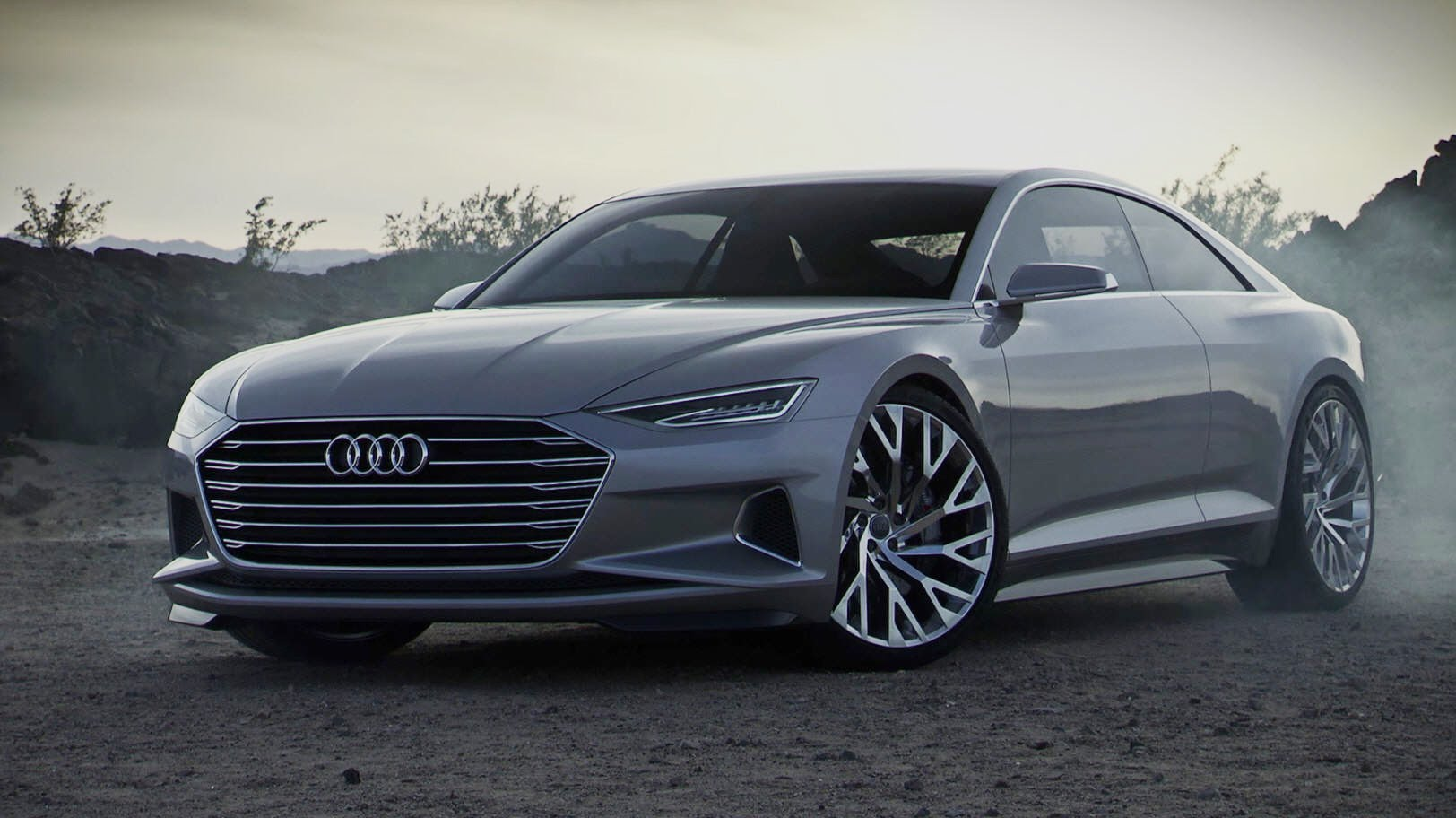 2018 Audi Prologue Avant Concept photo - 1
