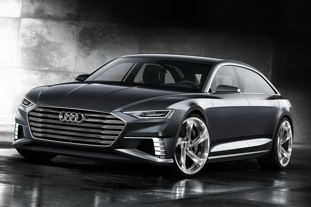 2018 Audi Prologue Avant Concept photo - 5