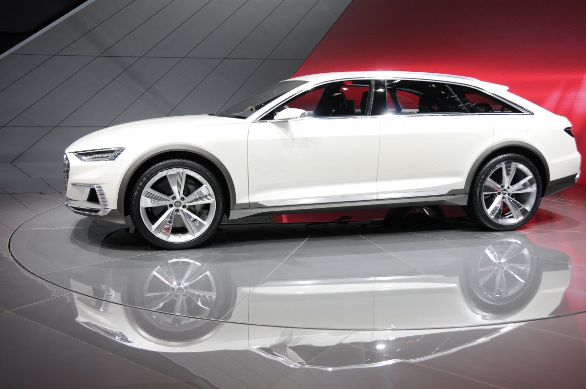 2018 Audi Prologue Concept photo - 1
