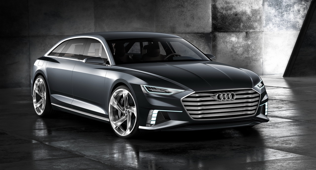 2018 Audi Prologue Concept photo - 4