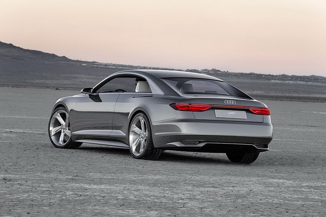 2018 Audi Prologue Piloted Driving Concept photo - 1