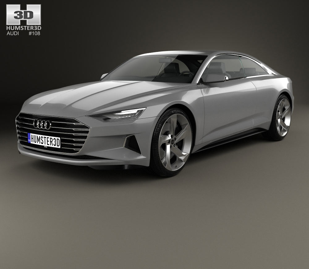 2018 Audi Prologue Piloted Driving Concept photo - 2