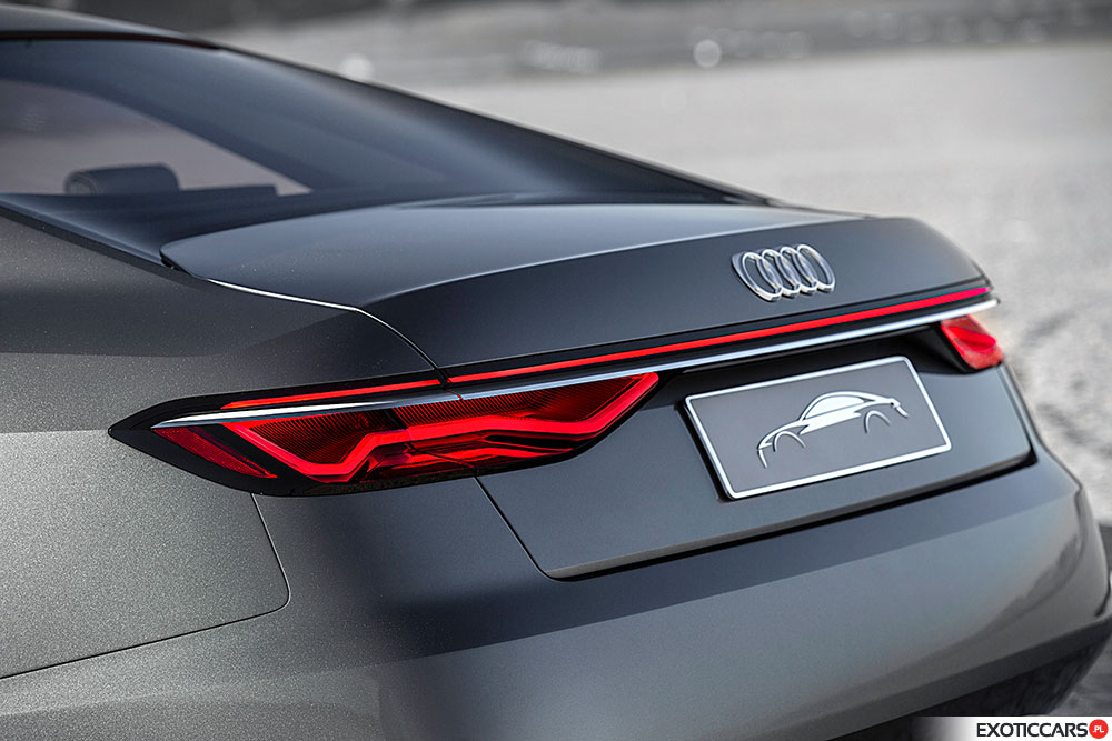 2018 Audi Prologue Piloted Driving Concept photo - 4