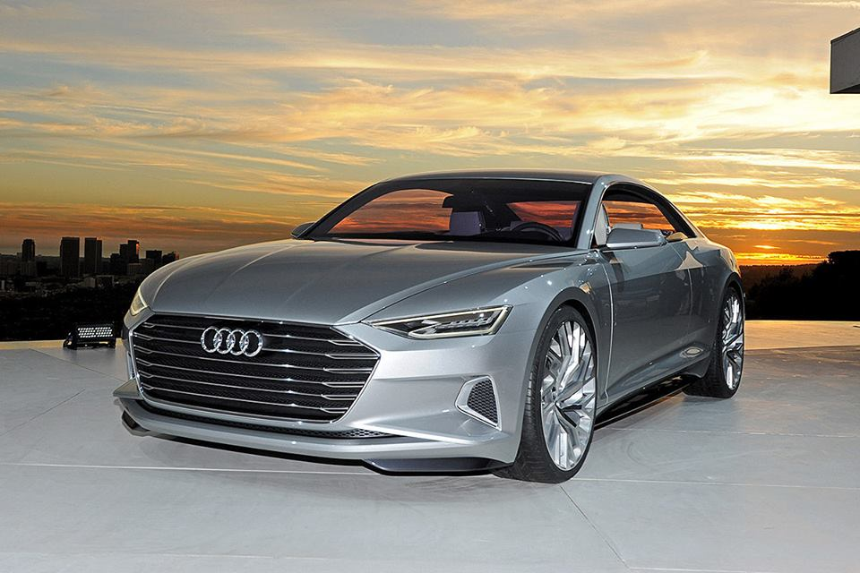 2018 Audi Prologue Piloted Driving Concept photo - 5