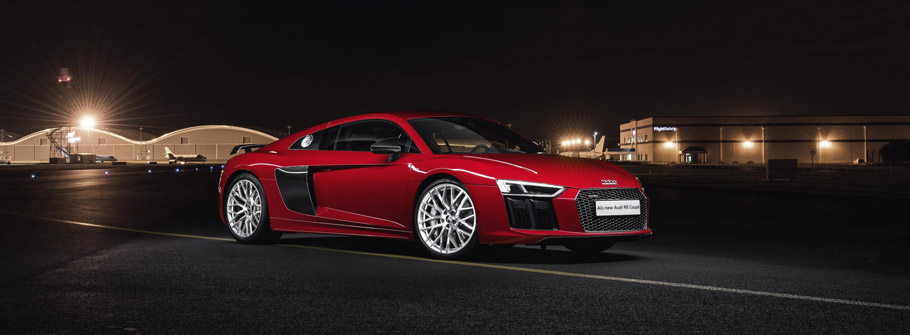 2018 Audi R8 competition photo - 1