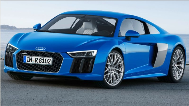 2018 Audi R8 competition photo - 5
