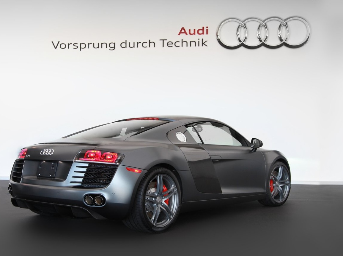 2018 Audi R8 Exclusive Selection photo - 2