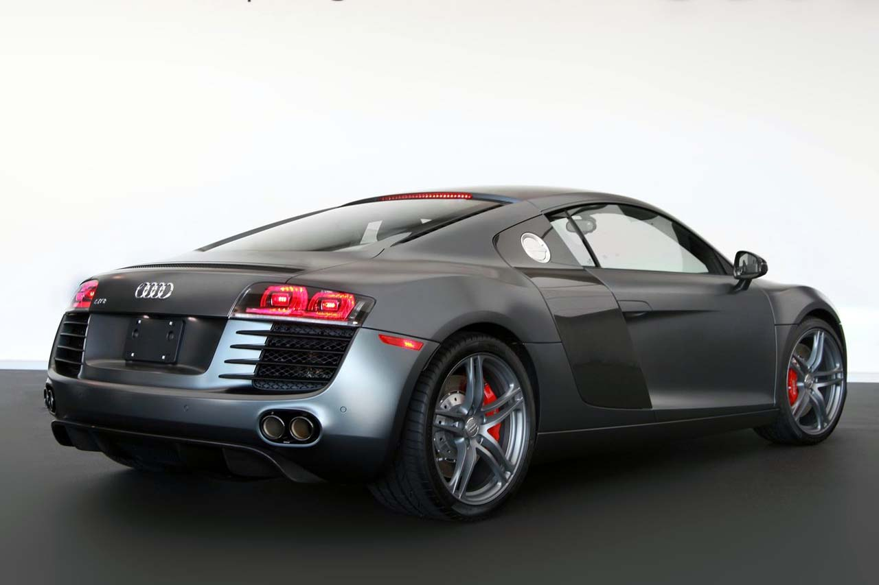 2018 Audi R8 Exclusive Selection photo - 4