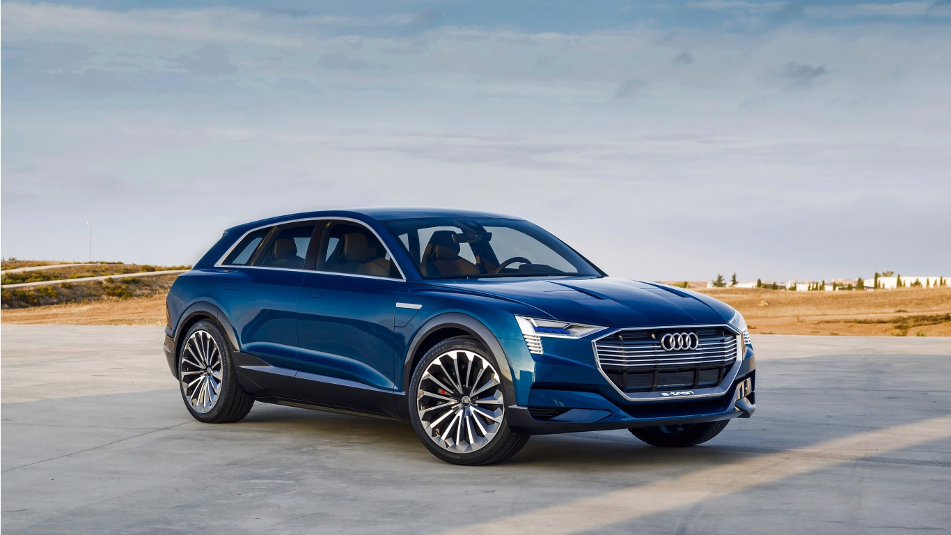 2018 Audi Roadjet Concept photo - 4