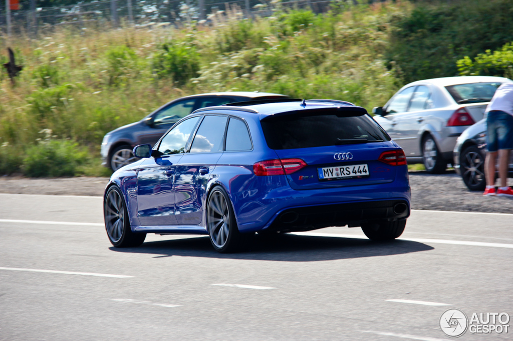 2018 Audi RS4 Avant Nogaro selection photo - 1