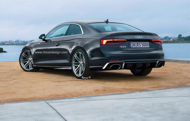 2018 Audi RS5 Coupe Sport Edition photo - 1