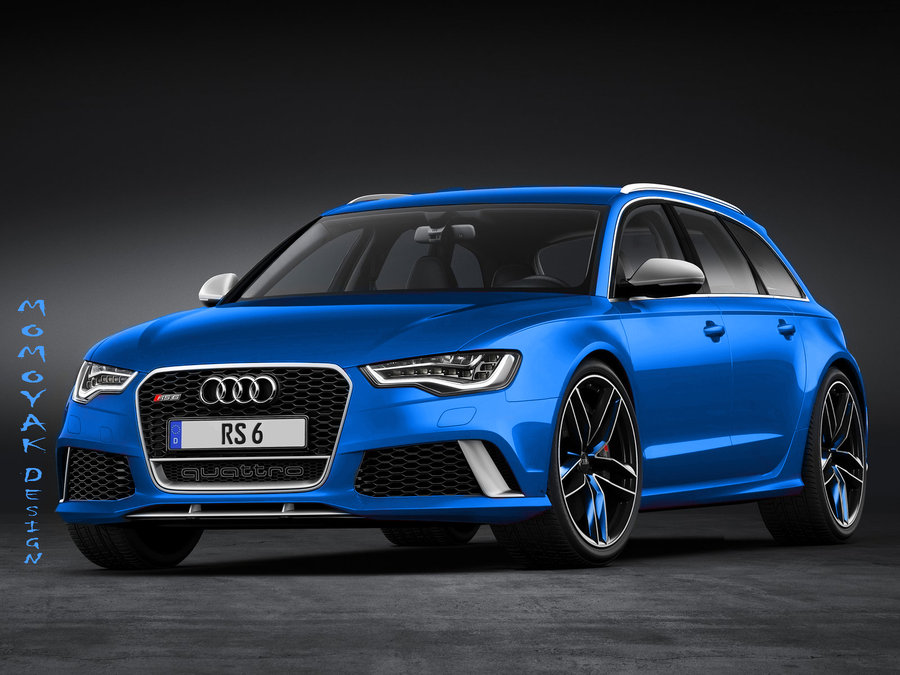 2018 Audi Rs6 Avant Car Photos Catalog 2018