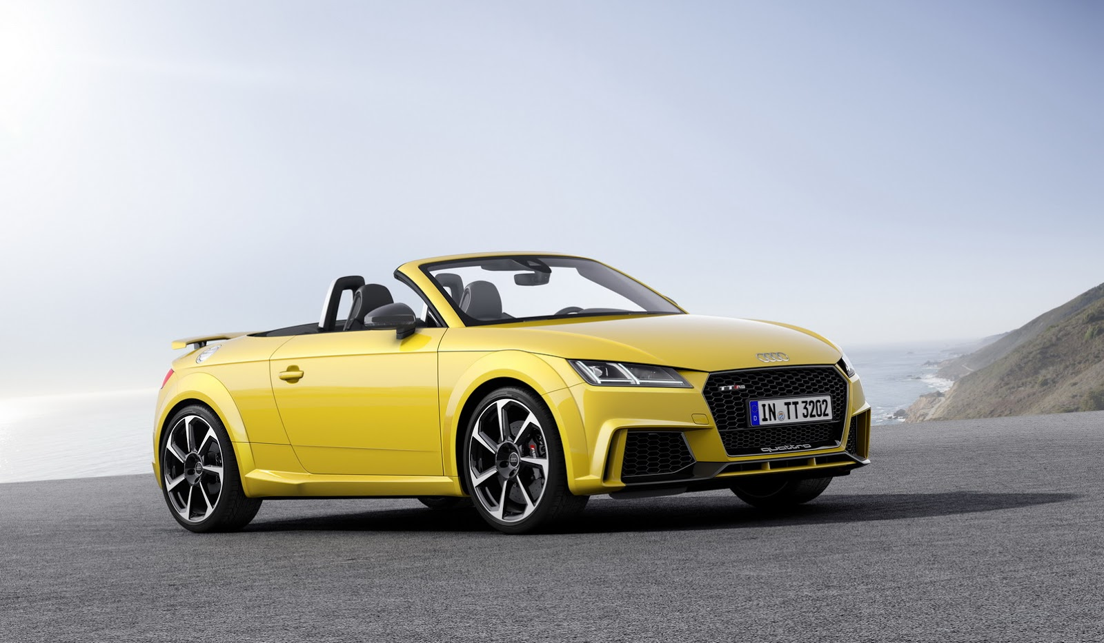 2018 Audi TT Coupe 3.2 photo - 1