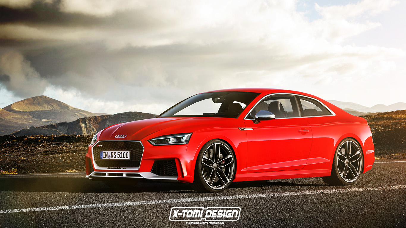 2018 Audi TT RS plus photo - 1
